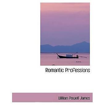 رومانسية المهن حسب جيمس & وليام بأول