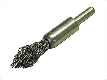 Faithfull Wire End Brush 23mm Pointed End