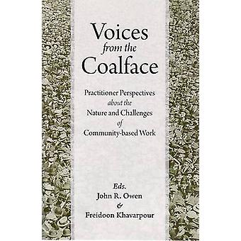 Voices from the Coalface Practitioner Perspectives on the Challenges of CommunityBased Work by Owen & John R.