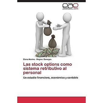 Valores de las opciones Como Sistema Retributivo Al Personal por Elena Merino