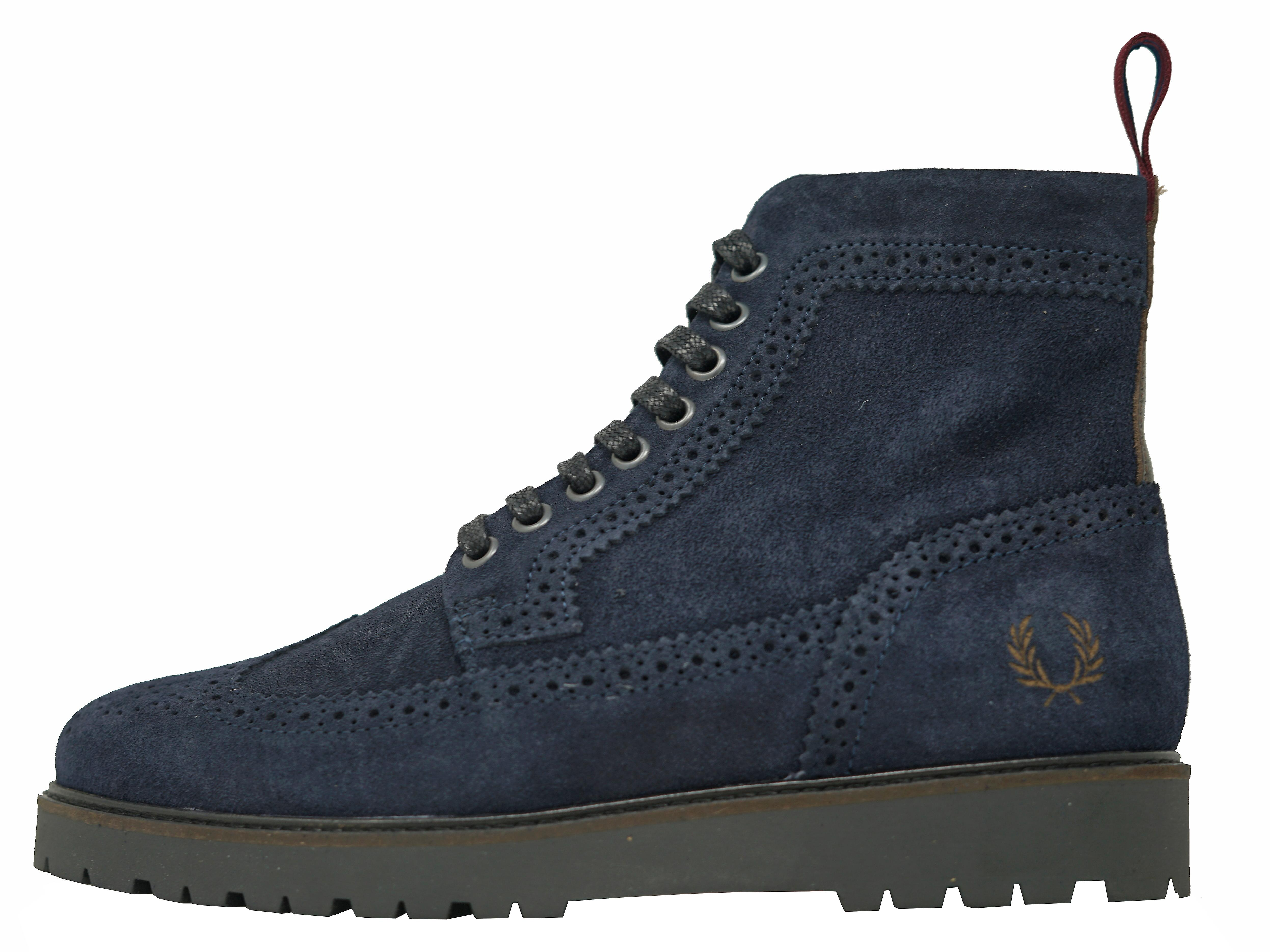 Fred Perry B2274 608 Northgate Boot