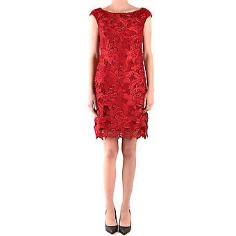 Ralph Lauren Red Polyester Dress
