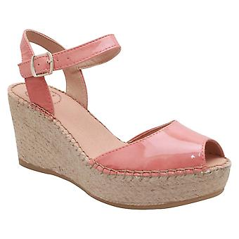 Toni Pons Ankle Strap Espadrille Wedge Sandal