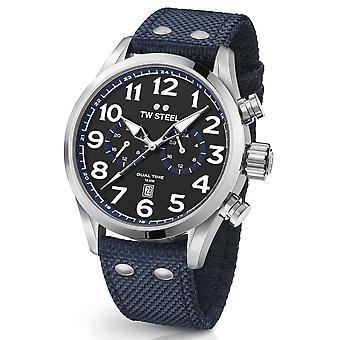 Tw Steel Vs38 Volante Horloge 48mm