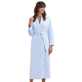 Novo Romance azul roupão Roschi 1193137-10556 feminino