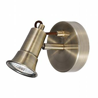 Searchlight Eros 1221AB Traditional Wall Lights Single