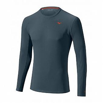 Atem Thermo-Crew dunkle Schiefer Mens