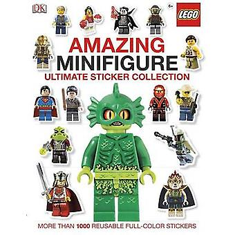 Amazing Minifigure - Ultimate Sticker Collection by DK Publishing - 97
