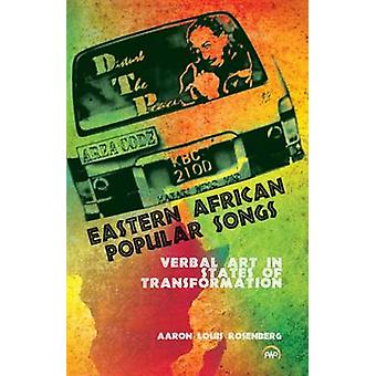 Eastern African Popular Songs by Aaron Rosenberg - 9781592218561 Book