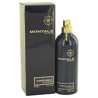 Montale Chypre Vanille By Montale Eau De Parfum Spray 3.3 Oz (women) V728-518259