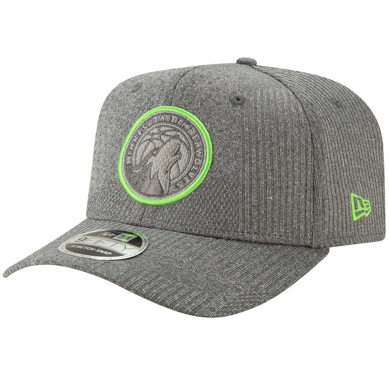 New Era Stretch-Snap Cap - TRAINING Minnesota Timberwolves