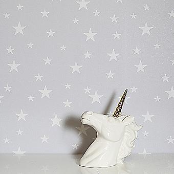 Arthouse Diamond Stars Textured Glitter Motif Texturé Fond d'écran 905003