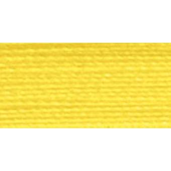 Silk Finish Cotton Thread 50wt 547yd-Lemon Zest 9104-3507