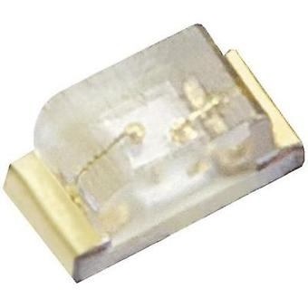 SMD LED 0402 Red 70 mcd 120 ° 20 mA 1,95 V Kingbright