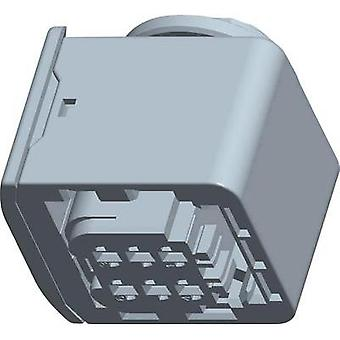 Socket enclosure - cable HDSCS, MCP Total number of pins 3 TE Connectivity 1-1418469-1 1 pc(s)