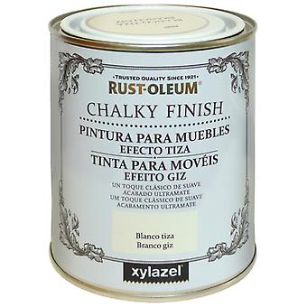 Xylazel Rustoleum Chalky Blue Pastel Furniture Finish 750