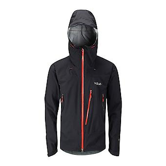 Rab Firewall Jacket Black (X-Large)