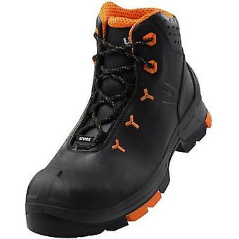 Safety work boots S3 Size: 42 Black, Orange Uvex 2 6503242 1 pair