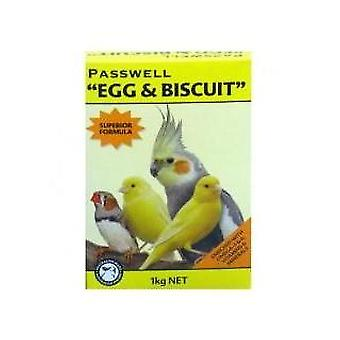 Passwell Egg & Biscuit (Can.fin.coc)500