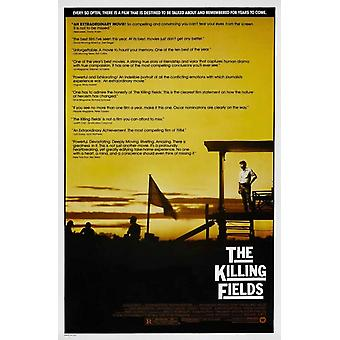 The Killing Fields Movie Poster Print (27 x 40)