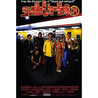 Постер фильма suburbia (11 x 17)