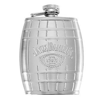 Jack Daniels Barrel 4 OZ Flask