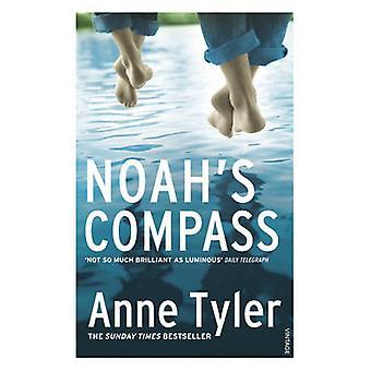 Noahs Compass by Anne Tyler