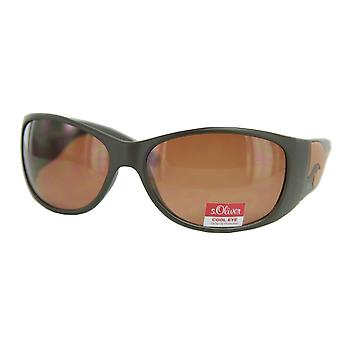 s.oliver Sonnenbrille 0166 C2 dark brown m SO01662