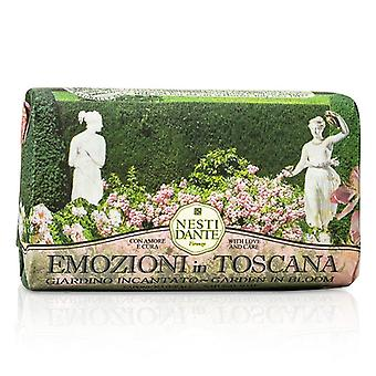 Nesti Dante Emozioni In Toscana Natural Soap - Garden In Bloom 250g/8.8oz