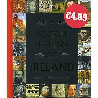 A Pocket History of Ireland (Hardcover) by McCullough Joseph