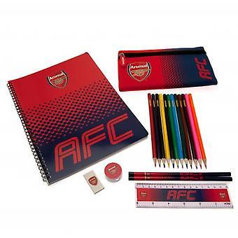 Arsenal Ultimate Stationery Set FD