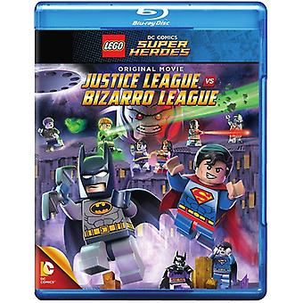 Lego: Dc Comics Super Heroes: Justice League vs. [BLU-RAY] USA import