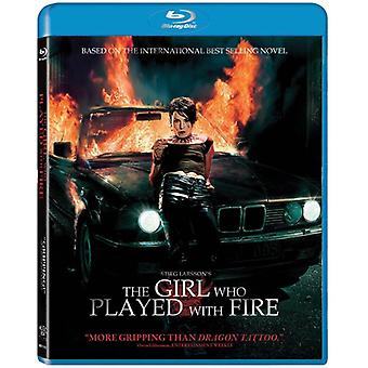 Girl Who Played with Fire [BLU-RAY] USA import