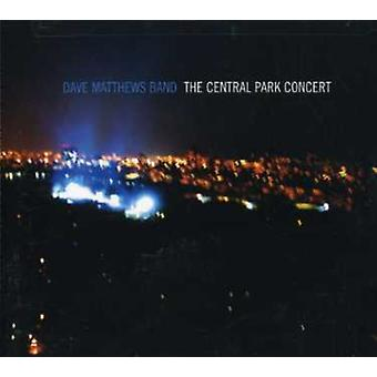 Dave Matthews Band - Central Park Concert [CD] USA import