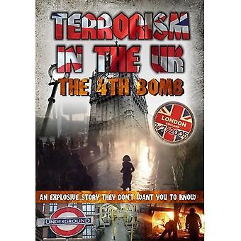 Terrorisme i U K-4th bombe [DVD] USA importerer