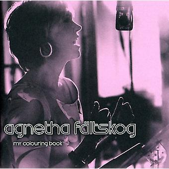 Agnetha Faltskog - My Colouring Book [CD] USA import