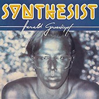 Harald Grosskopf - Synthesist [CD] USA import