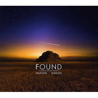 David Helpling & Jon Jenkins - fundet [CD] USA import