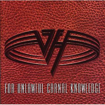 Van Halen - For Unlawful Carnal Knowledge [CD] USA import