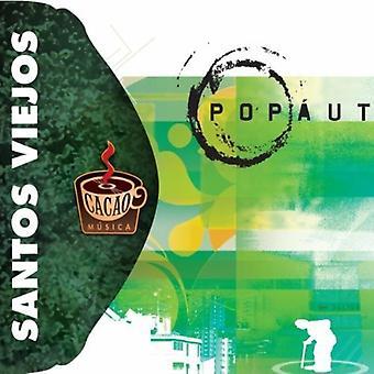 Santos Viejos - Popaut [CD] USA importerer