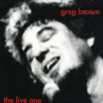 Greg Brown - Live One [CD] USA import