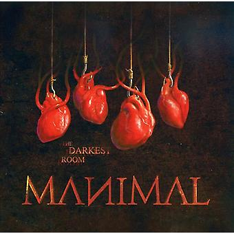 Manimal - Darkest Room [CD] USA import