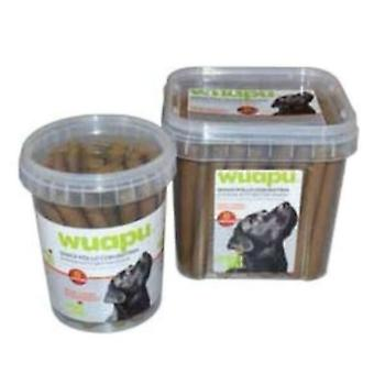 Wuapu Snacks Chicken With Biotin 300 Gr (Dogs , Treats , Chewy and Softer Treats)