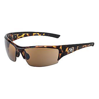 Dirty Dog Brix Sports Sunglasses - Dark Tortoise