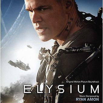 Ryan Amon - Elysium [Original Motion Picture Soundtrack] [CD] USA importar