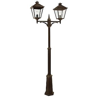 Norlys Turin Outdoor Twin Latern Lamp Post
