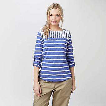 Peter Storm Women's Anabelle Striped Long Sleeve Tee