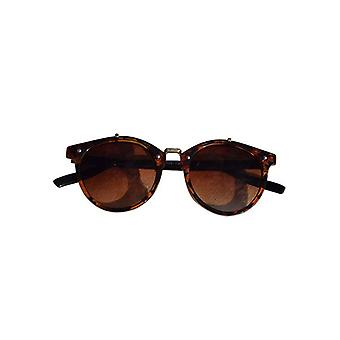 Brown vintage urban style sunglasses
