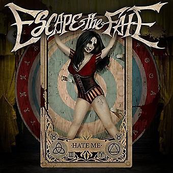 Escape skæbne - hader mig [CD] USA import