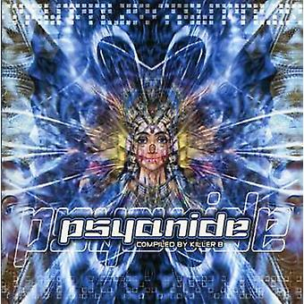 Psyanide - Psyanide [CD] USA import